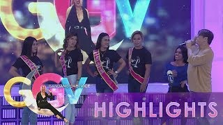 GGV Pre-Show: Welcome to Miss Q & A 2018 Animal Division! | #GGVLOLBoys