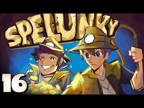 Spelunky Co-op: Uncomfortable Conversations - EPISODE 16 - Friends Without Benefits