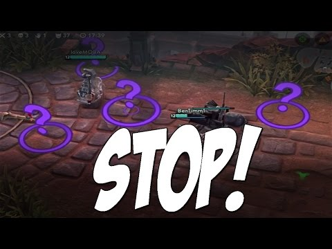DON'T BE THAT GUY..... | Vainglory