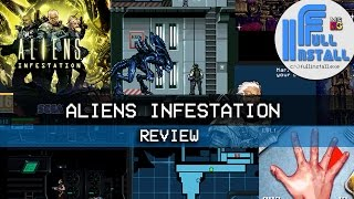 Aliens Infestation Review
