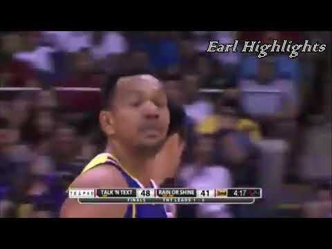 Jayson Castro Throwback Highlights vs  ROS Finals Game 2  44 pts