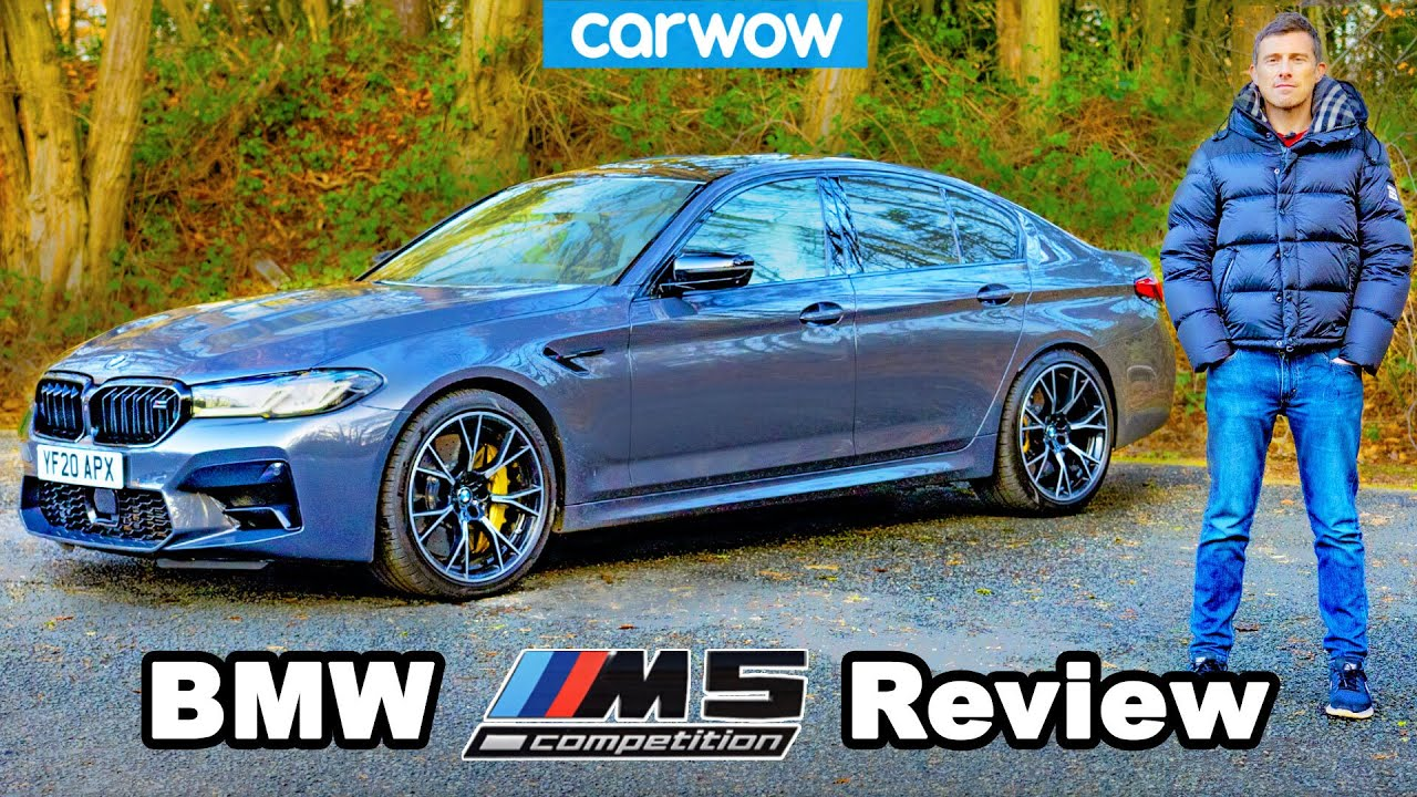 Download New BMW M5 2021 review: see how BONKERS quick it is to 60mph!