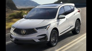 2019 Acura RDX Walkaround, Test Drive & True Touchpad Interface Review
