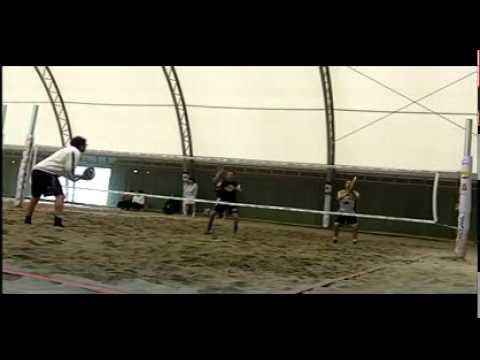 Beach Tennis Toscana - Sbardellati/Vizzi Vs Apollonio/Di Liddo - Highlights.mpg