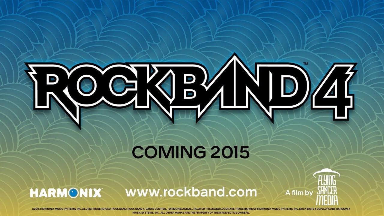 Rock Band 4 alert: you can now re-download previously bought
