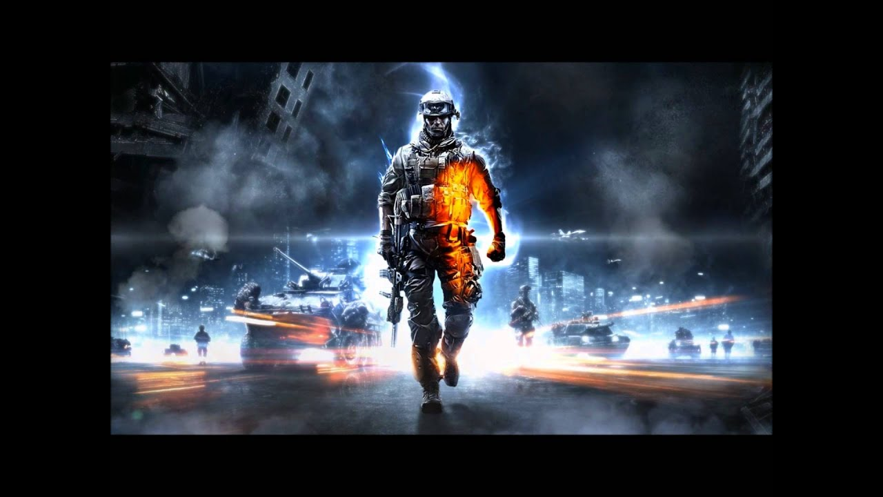 Battlefield 3 Dynamic Wallpaper HD 1080p