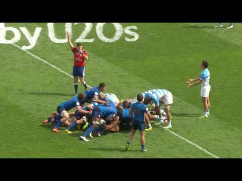 Argentina score last minute winner to beat France -  U20 Highlights