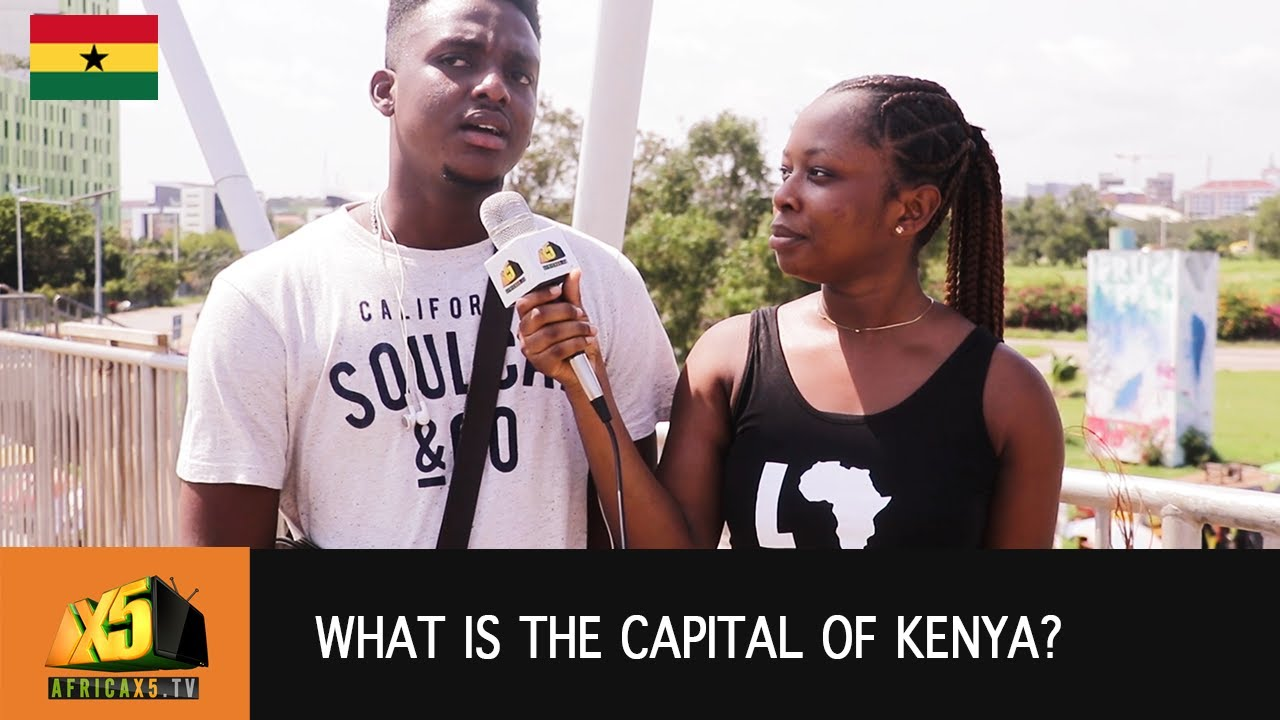 Download What is the Capital of Kenya! Ghanian Street Talk! 🇬🇭