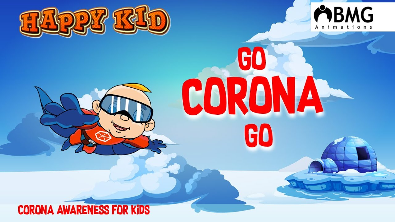 Happy Kid | Corona Awareness for Kids | Kochu TV | Malayalam | BMG