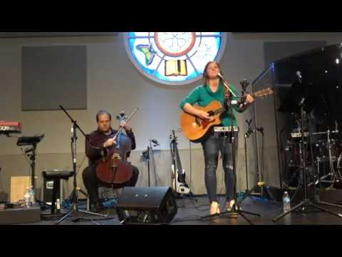 Changing Diapers And Changing The World - Lydia Walker (ft Doug Ott - Cello For The King) LIVE