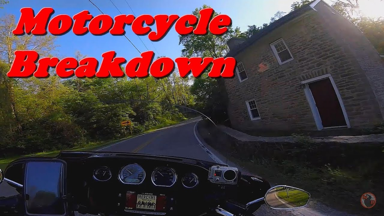 Motorcycle Breakdown | Bike Leave you Stranded?