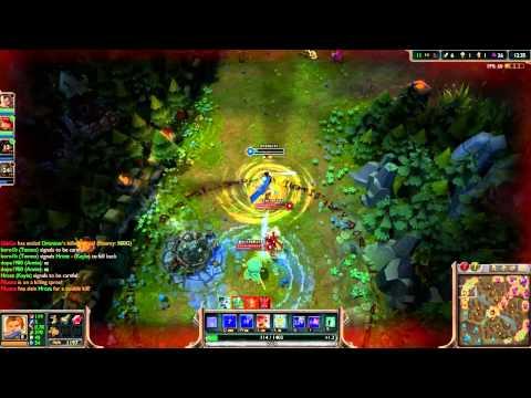видео: Похождения в league of legends №2 с  vademon'ом