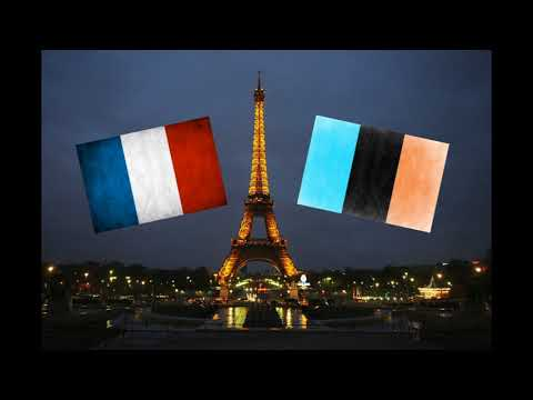 National Anthem of the French Republic (Major to Minor)