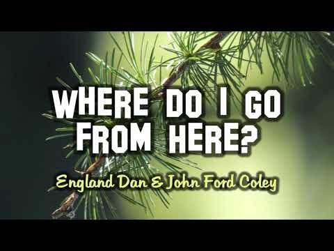 Where Do I Go From Here - (KARAOKE)