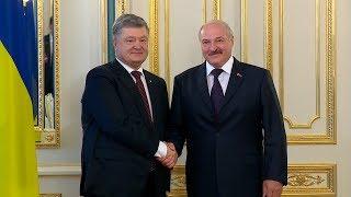 Лукашенко подчеркивает заинтересованность Беларуси в создании совместных производств с Украиной