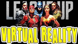 Be In The JUSTICE LEAGUE In VIRTUAL REALITY! | Justice League VR | Oculus Touch