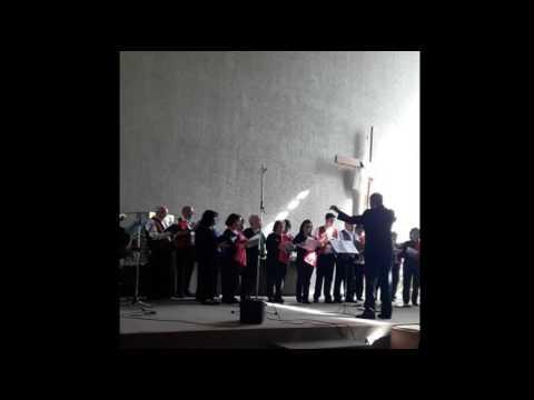 Coro barbagelata : Agnus Dei de la Misa criolla