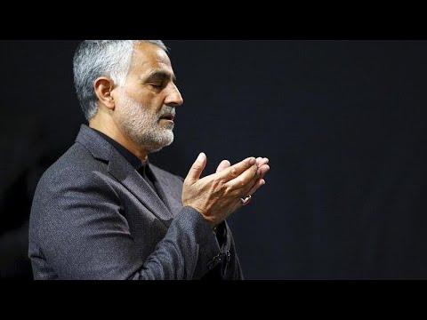 EUA matam líder da Guarda Revolucionária do Irão
