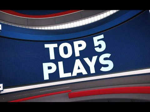 Top 5 Plays of the Night: February 15, 2018