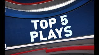connectYoutube - Top 5 Plays of the Night: February 15, 2018
