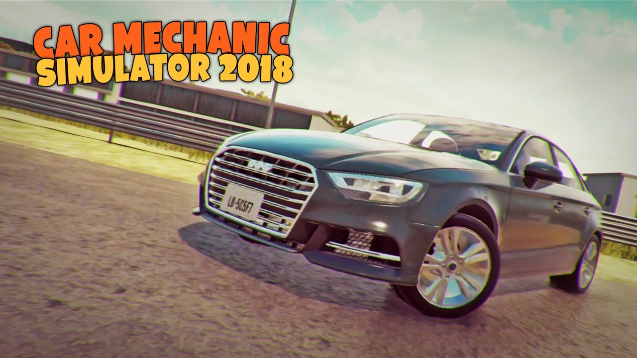 Car Mechanic Simulator 2018 gameplay Po Lucku! Poznajcie Mechanika Tomka!