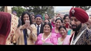 #SushiWedding2016 California Punjabi, Sikh Wedding