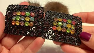 Dress clips, Fur Clips, Shoe Clips, Scarf Clips Identification