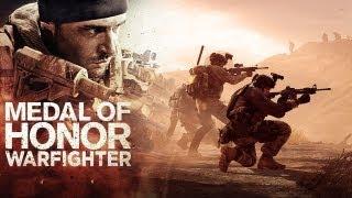 Medal of Honor: Warfighter - Дебютный Трейлер (HD) [Русские Субтитры]
