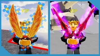 Buying the Most Expensive Aura in Roblox Warrior Simulator