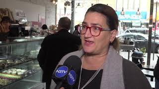 Ομογενειακά αρτοζαχαροπλαστεία κερδίζουν τις εντυπώσεις στην Νέα ΥόρκηNGTV NEWS-Greek Bakeries in NY