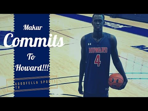Five-star college basketball recruit Makur Maker commits to Howard ...