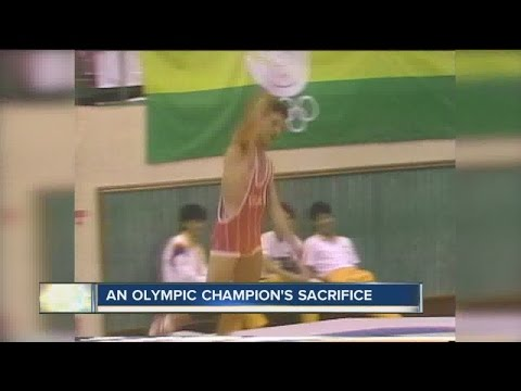 John Smith on the sacrifice of an Olympic champion