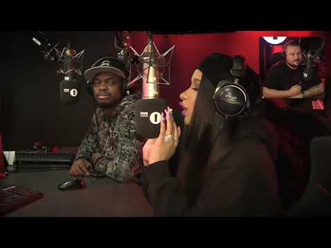 Cardi B ASMR on BBC Radio 10+ Minute Loop