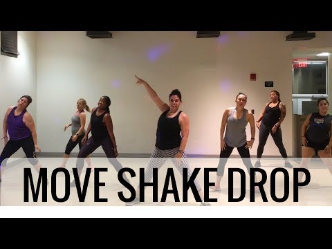 Move, Shake, Drop by DJ Laz || Cardio Dance Party with Berns
