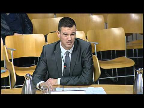 Local Government and Regeneration Committee - Scottish Parliament: 6th January 2016