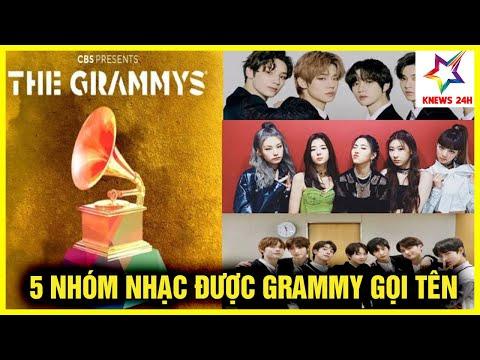 Giải Thưởng Danh Giá Grammy Gọi Tên 5 Nhóm Nhạc Đang Lên: Đáng Chú Ý Của Kpop AESPA Vắng Bóng