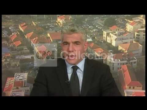 CNN:ISRAELI FINANCE MINISTER ON SYRIA