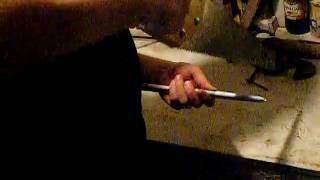 How to make a LARP sword part 4