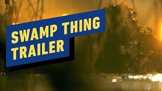 Swamp Thing: Official Trailer (DC Universe)