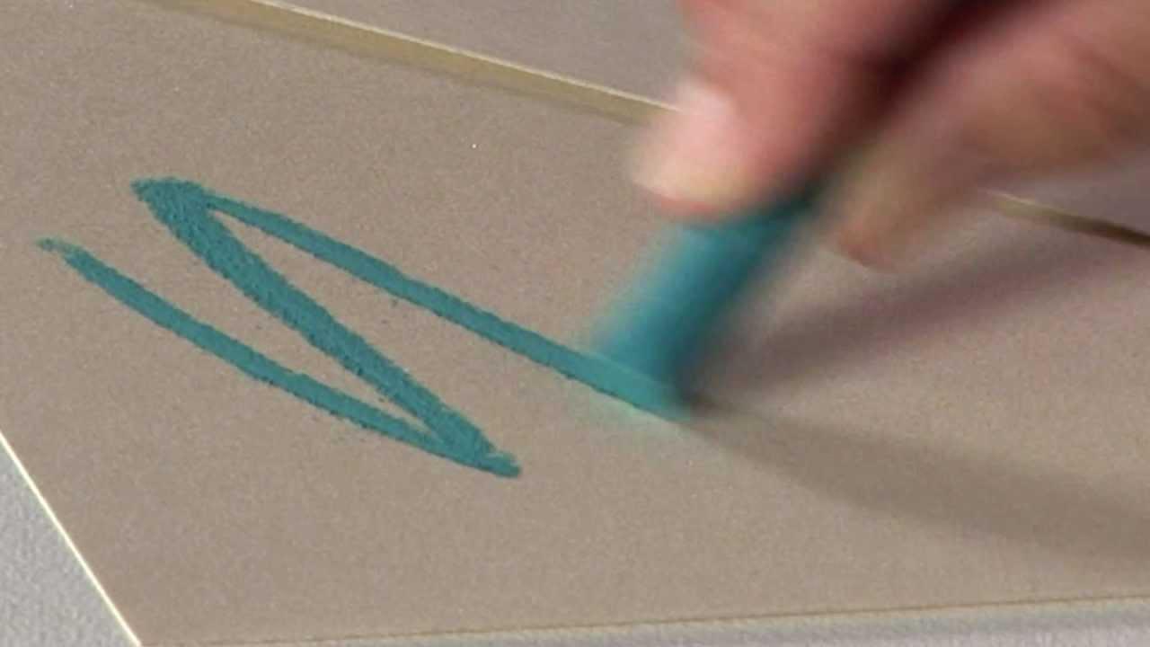 uart sanded pastel paper youtube