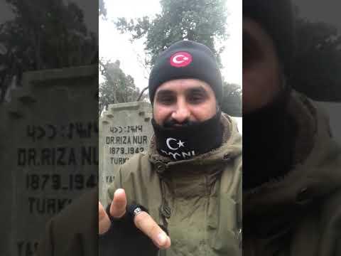 Dr.Rıza Nur'un Kabrinden Kemalistlere Soruyoruz