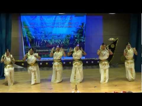 Woodlands little stars ladies dance: Ponnonam...