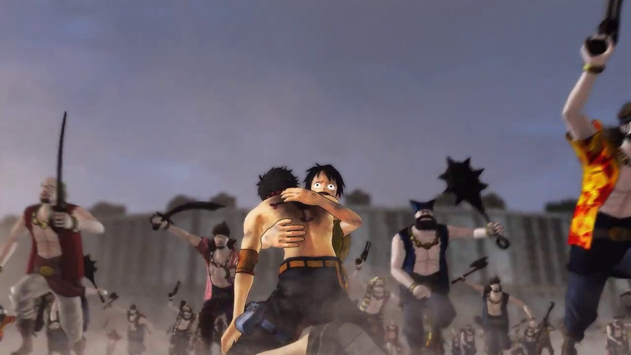 Death Of Ace - One Piece - YouTube