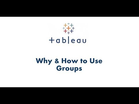 Tableau Tutorial | Why and How to Create Groups in Tableau | Groups in Tableau for Custom Analysis