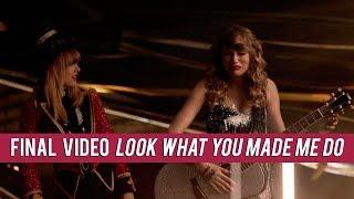 Final del videoclip de Look What You Made Me Do | SUBTITULADO al español