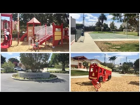 - McMaster Park, Torrance, California