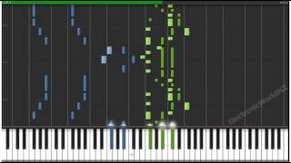 [Piano Tutorial] Vampire Knight - OST Soundtrack 2 Opening