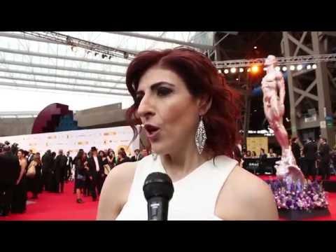 #Ariel2016 | Karina Gidi | Ximena Ayala | Entrevistas