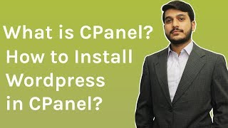 What is CPanel? How to install Wordpress in Cpanel? Urdu & Hindi