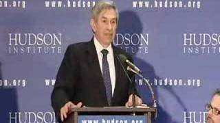 Paul Wolfowitz speaks at Hudson Institute